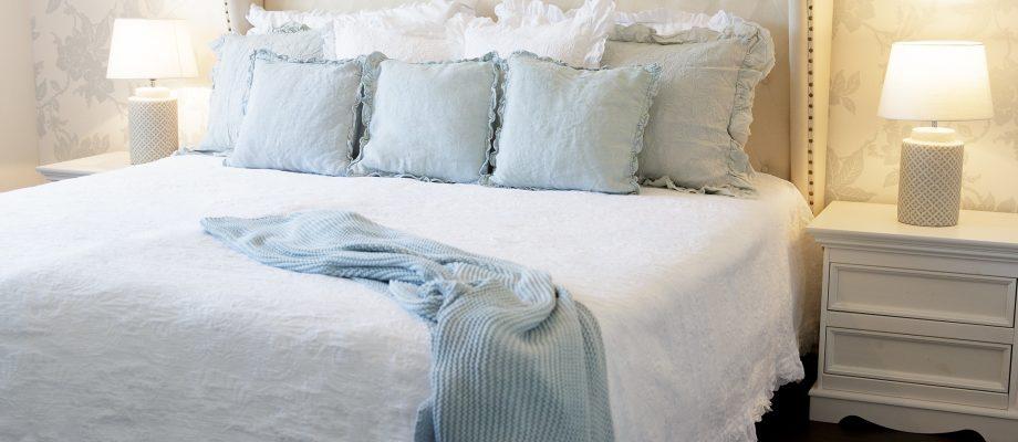 Ein kurzer Blick ins: Schlafzimmer